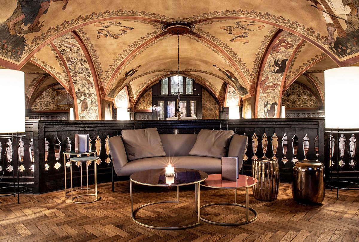 Kornhaus Galerie Bar Lounge